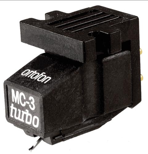 DP Audio - Ortofon MC-3 Turbo stereo high output MC element