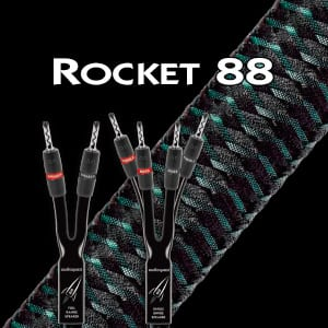 Audioquest Rocket 88 luidsprekerkabel
